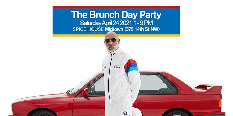 Uptown Car Club Brunch Day Party flyer