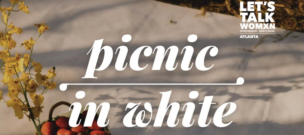 Picnic in White